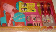 4038 Barbies Color n Curl  set from 1965