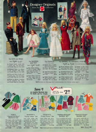1972 Sears Christmas Catalog