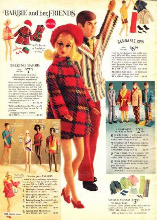 1970 Sears Christmas Catalog